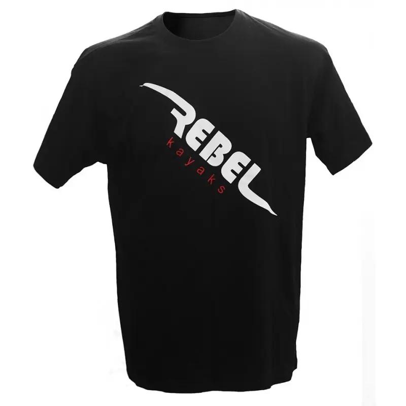 Koszulka z krótkim rękawem od Rebel