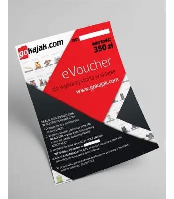 Voucher (karta podarunkowa) - 50zł