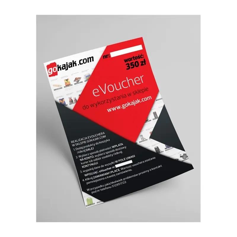 Voucher (karta podarunkowa) - 300zł