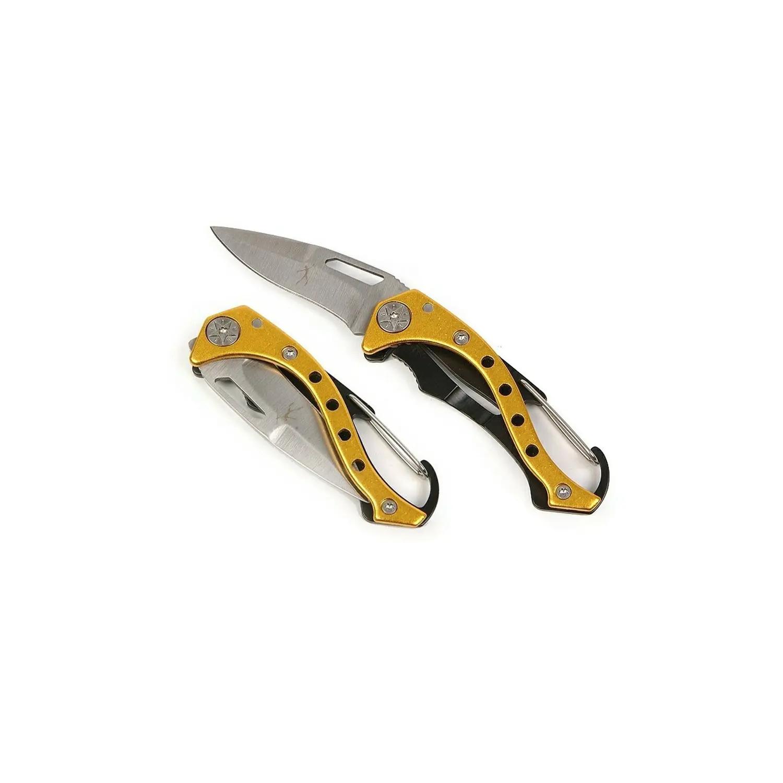 Nóż składany Bushmen Koliber Gold
