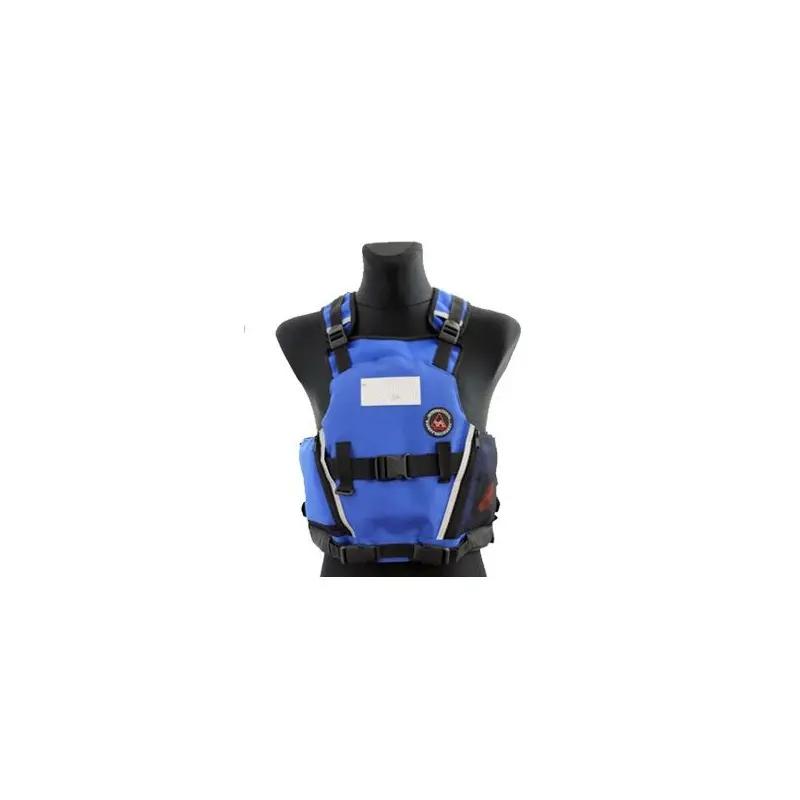 Kamizelka Traper Środek asekuracyjny Aquarius niebiesko-czarna