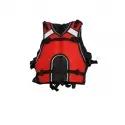 Kamizelka MQ Kids czerwono-czarna Środek asekuracyjny Aquarius