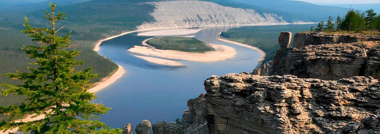 Oleniok - spływ ostatnią dziką rzeką świata?